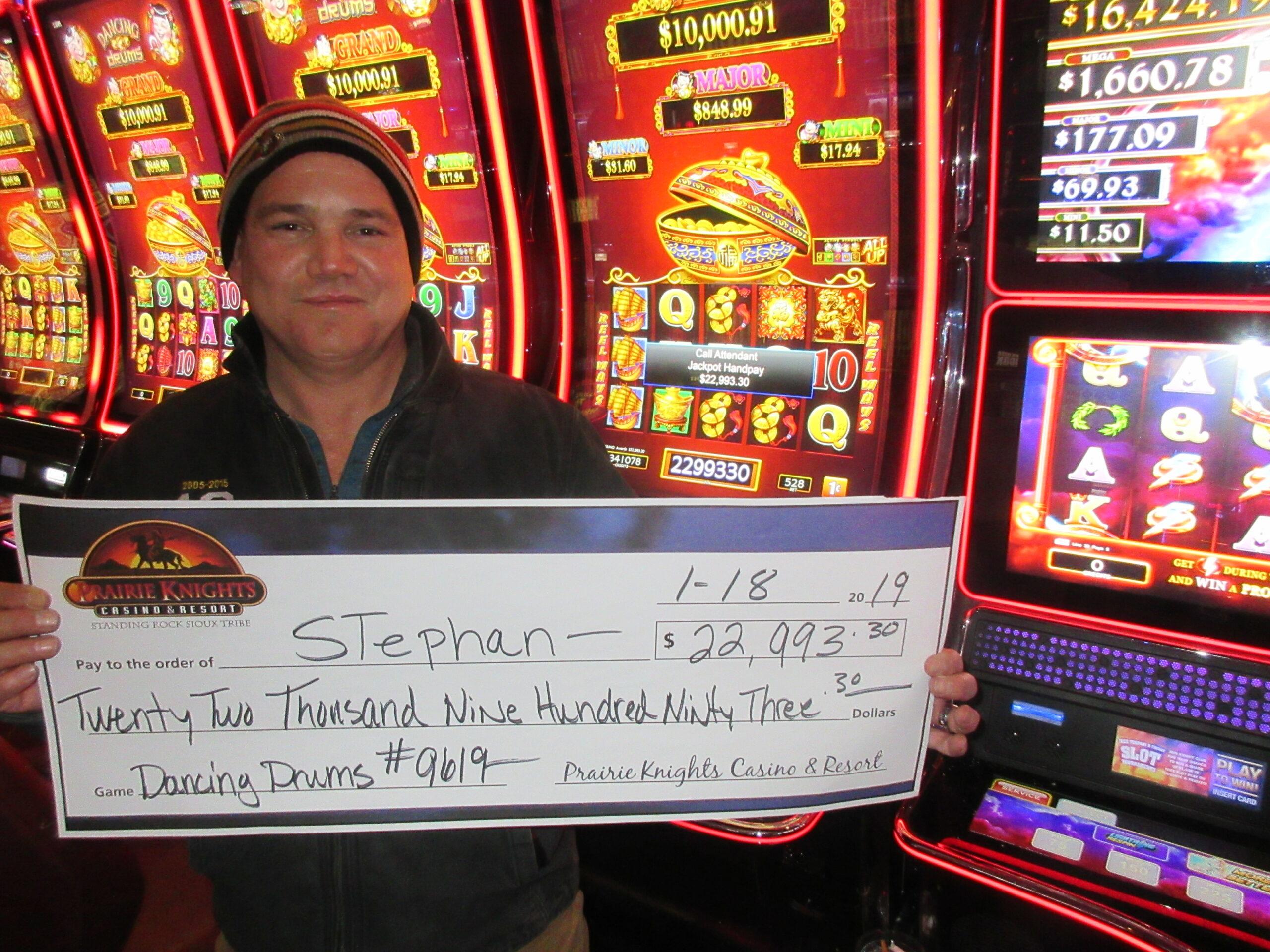 Stephan – $22,993