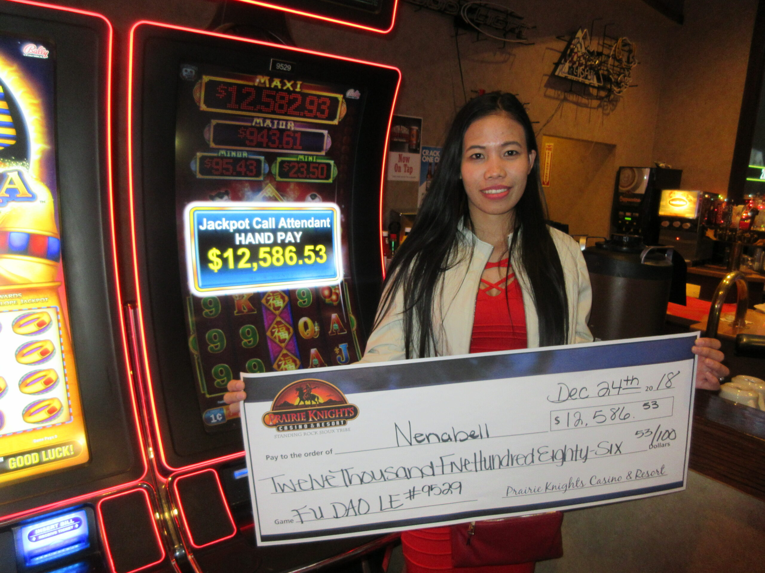 Nenabell – $12,586
