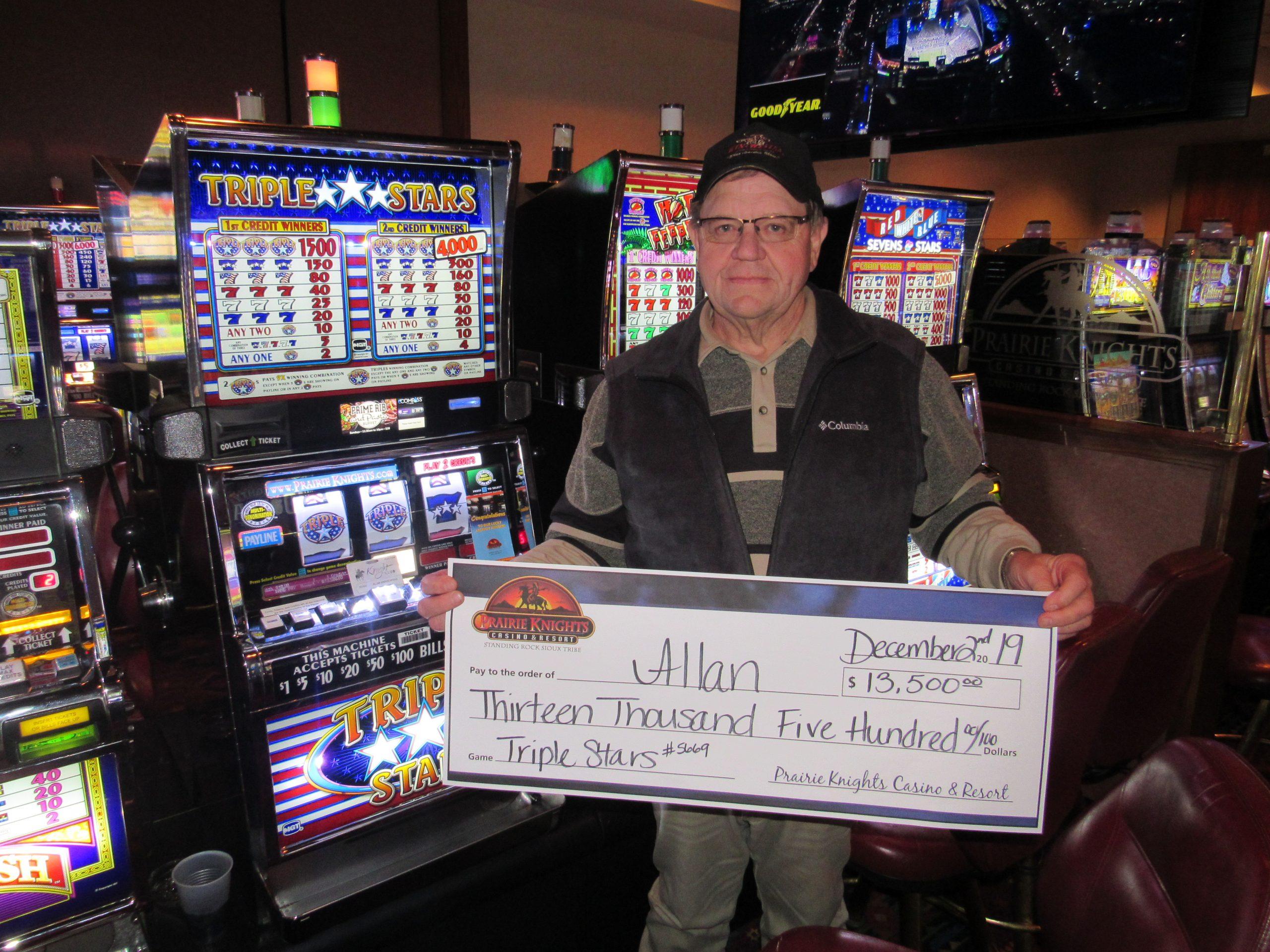 Allan – $13,500