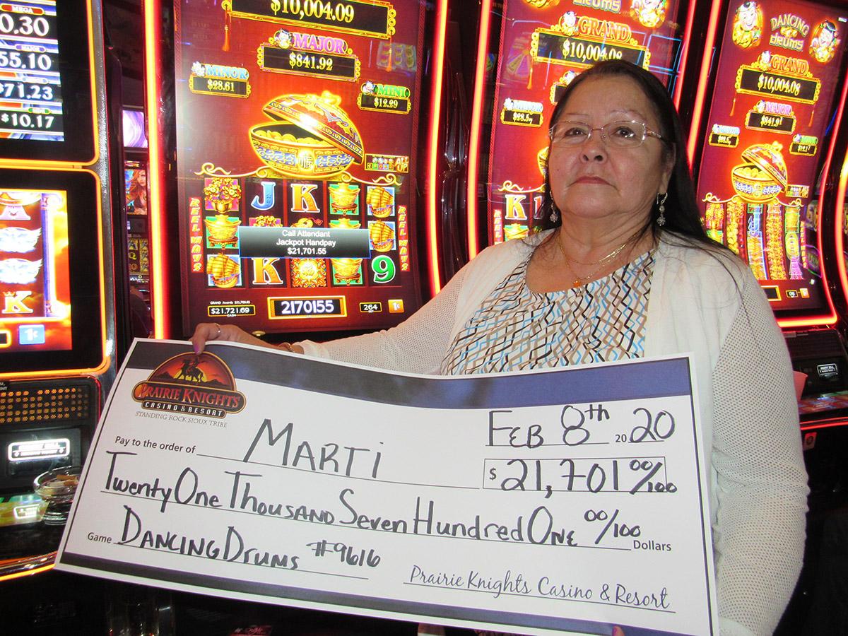 Marti – $21,701