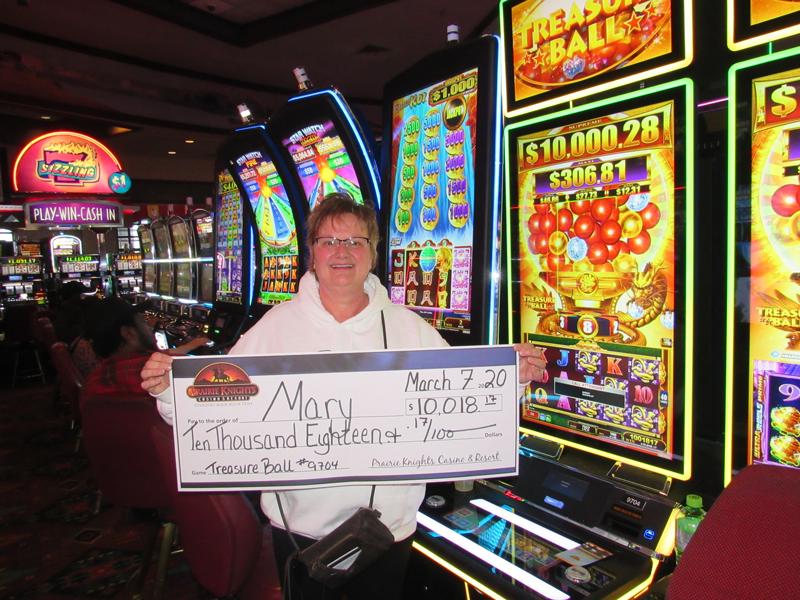 Mary – $10,018