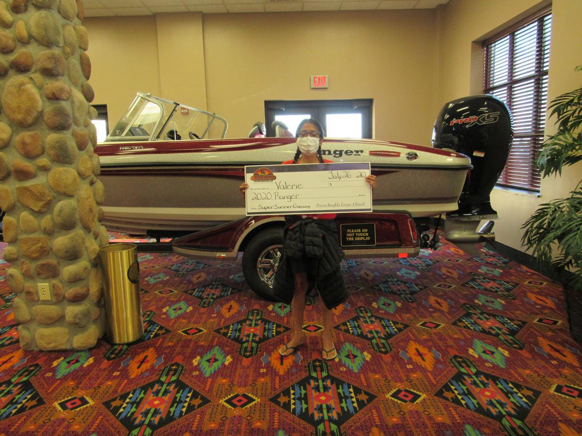 Valerie – 2020 Ranger Boat