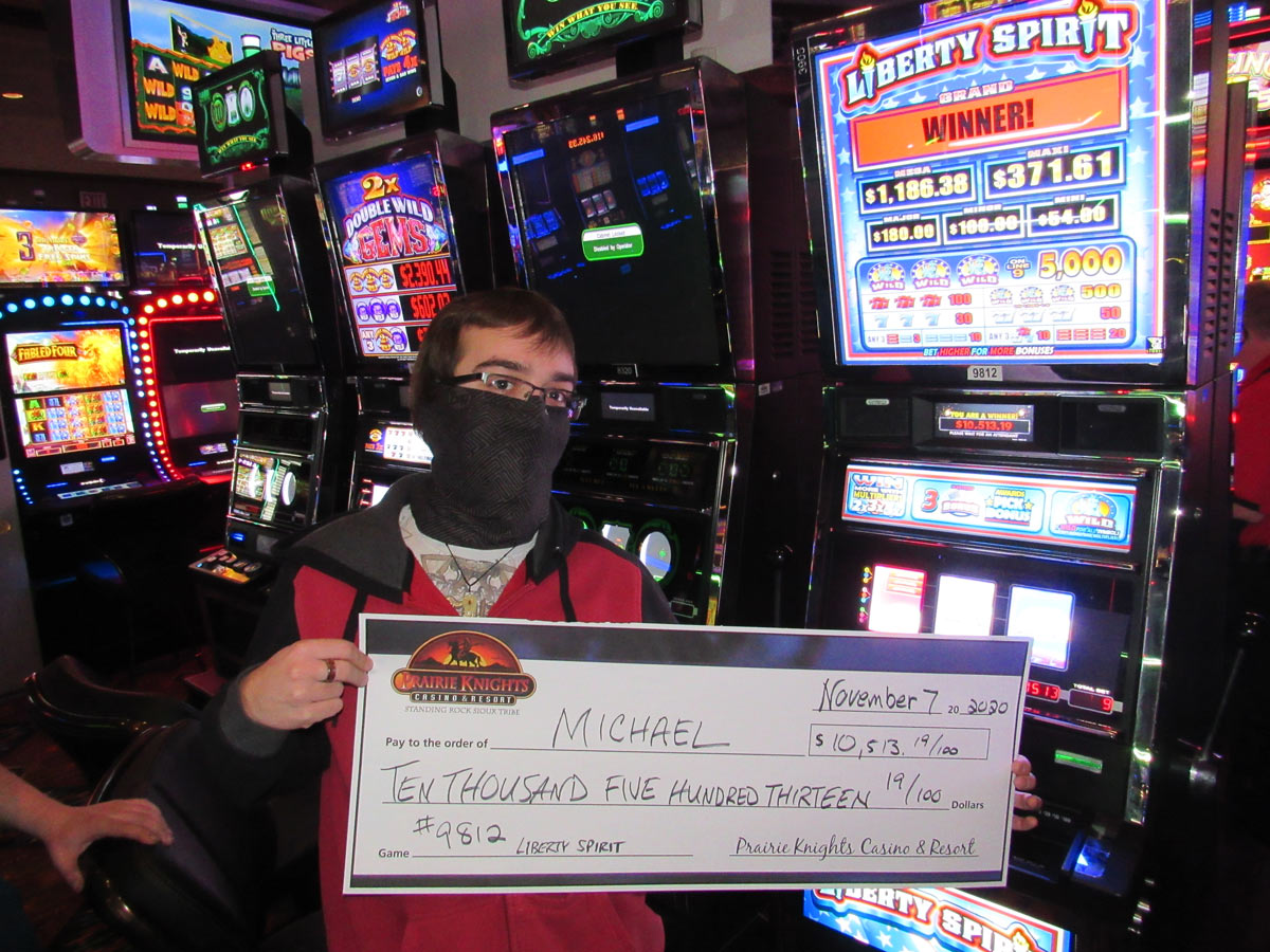 Michael – $10,513