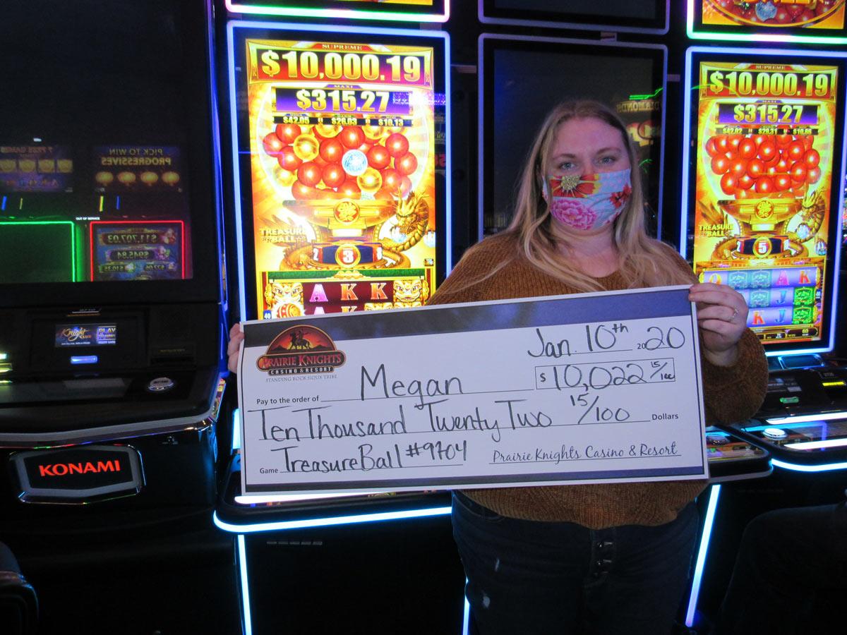 Megan – $10,022