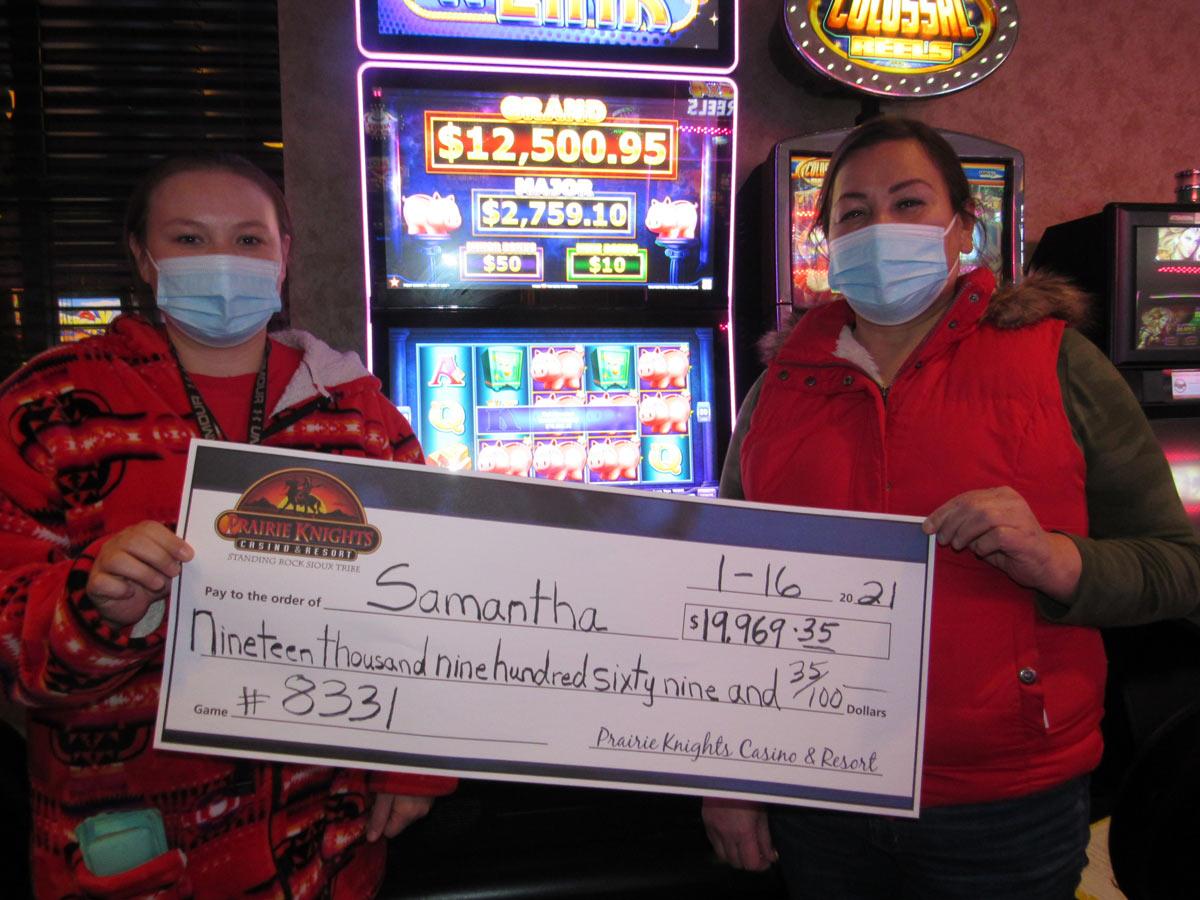 Samantha – $19,969