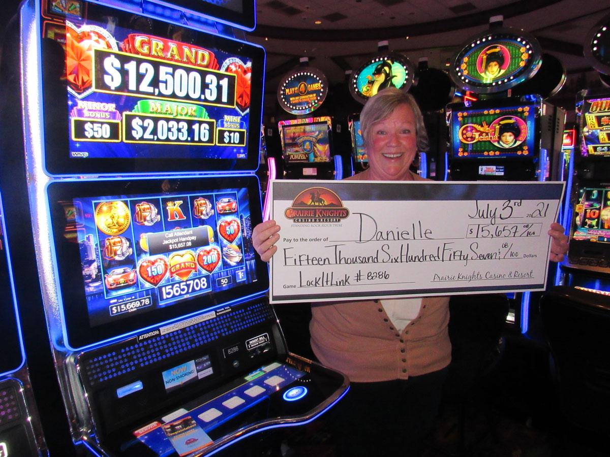 Danielle – $15,657