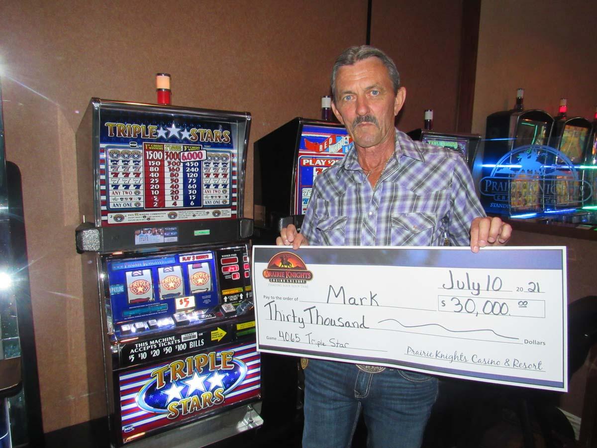 Mark – $30,000