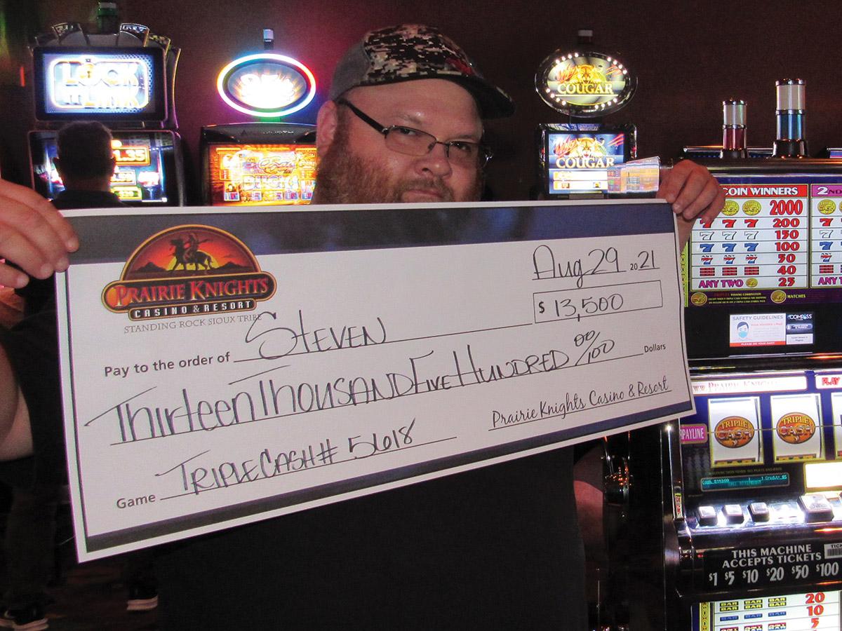 Steven – $13,500